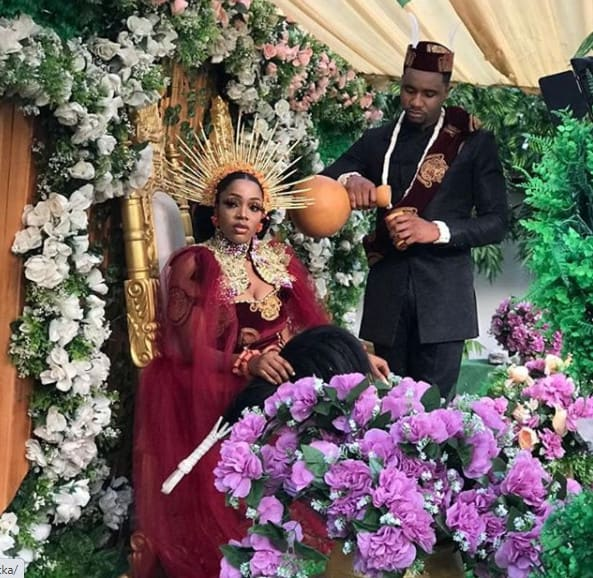 5f5a836c33d30 - Photos From The Wedding Of 'Living In Bondage' Actor, Jidekene Achufusi