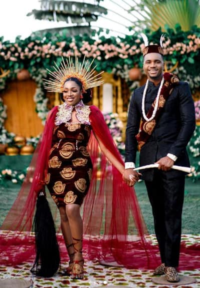 5f5a83ff1fcec - Photos From The Wedding Of 'Living In Bondage' Actor, Jidekene Achufusi