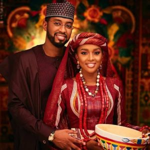 83870738 377C 4CD7 888E 49488B66244B 300x300 - Buhari's Daughter, Marries Her Love In A Beautiful Private Wedding Ceremony