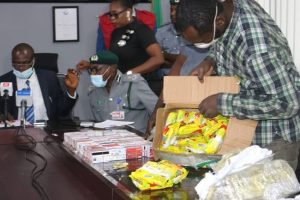 ATM Cards 300x200 - Nigerian Man Arrested With 2,886 ATM Cards Handed To EFCC – [Photo]