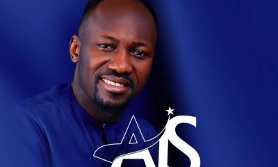 Apostle Suleman Releases New Powerful Prophecy For The Week