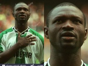 Babalade Shooting Star 300x225 - AFCON '92: Ex-Super Eagles Player, Babalade Is Dead