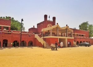 Borno Palace 300x216 - Army 'Recklessly' Shots 9-Year-Old To Death Around Shehu Of Borno's Palace