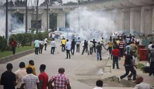 Cult Clash in Lagos 300x173 - Tension As Thugs Clash In Ikorodu, Lagos