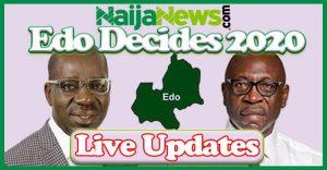Edo Election 300x156 - Live Updates: 2020 Edo State Governorship Election