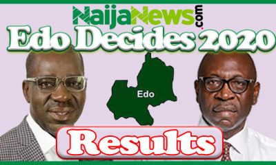 Edo2020: Edo Election Results From Different LGAs Announced By INEC