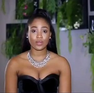 Erica 300x296 - Again BBNaija Erica's Talent Revealed After Wishing She Knew How To Make Ogbono Soup