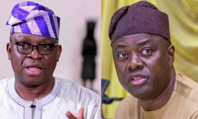 S'West Crisis: PDP Moves To Reconcile Makinde, Fayose