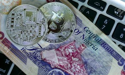 Bitcoin is not a physical currency like the naira or dollars