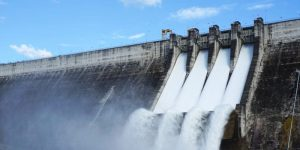 Kainji Damn 300x150 - Blackout Looms As Kainji Hydroelectric Dam Bursts – [Video]