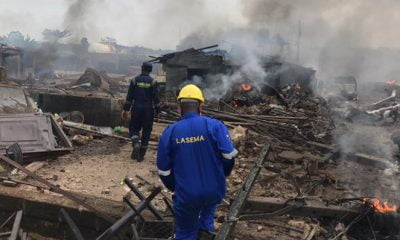 LASEMA Reveals Cause of Lagos Tanker Explosion