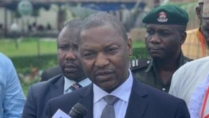 NDDC: Malami Speaks On Collecting Bribe From Akpabio