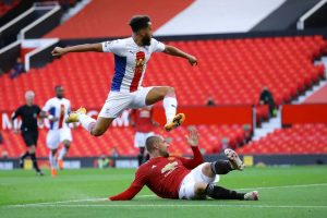 Manchester Vs Crystal Palace 300x200 - EPL: You'll Keep Trailing For 600 Years – Fan Blasts Manchester United After 1-3 Loss
