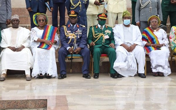 Nigerian Military Retires 256 Soldiers