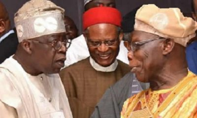 How Former President Obasanjo Helped Me Build Lagos - Bola Tinubu