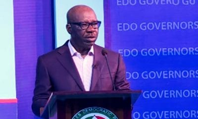 BREAKING: Tell Nigerians The Truth About Printing Of N60bn, Obaseki Replies FG