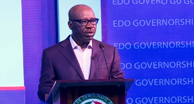Obaseki Forwards List Of Eleven Commissioner-nominees To Edo Assembly