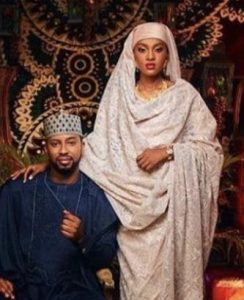 Pre wedding photos of President Buharis daughter Hanan and her fiance 1 1 244x300 - Buhari's Daughter, Marries Her Love In A Beautiful Private Wedding Ceremony
