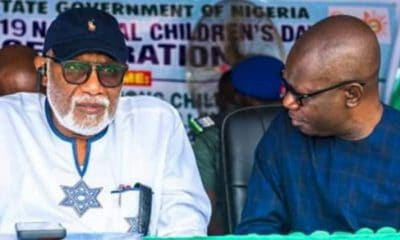 Ondo: My Tenure With Akeredolu Was Full Of Intrigues - Agboola Ajayi