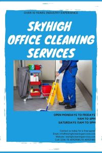 SKYHIGH OFFICE CLEANING ADVERT NAIJA NEWS 200x300 - Hire Affordable and Professional Cleaners for Your Office