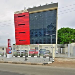 STERLING BANK HQ ANNEX BUILDING 007 300x300 - Former Sterling Bank Director Declared 'Wanted'