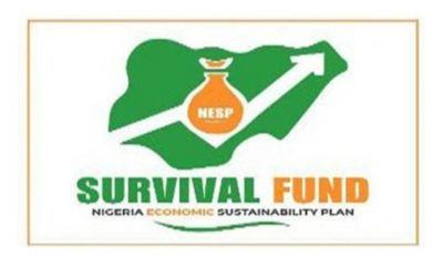 FG Opens Portal For ₦75bn Survival Fund Applications (Apply Here)