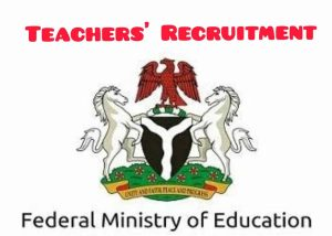 Teachers Recruitment 300x214 - UBE Recruitment: Full Details On How To Apply For The Federal Teachers' Scheme And Screening Schedule