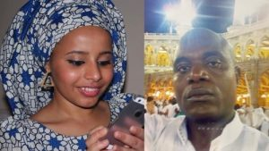 Untitled design 17 300x169 - Man Who Sponsored Prosecution Of Kano Musician, Threatens UK-Based Nigerian Woman For Opposing Blasphemy