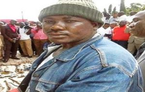 Wanted Benue gang leader Gana 300x191 - Finally, Wanted Benue Gang Leader Gana Surrenders