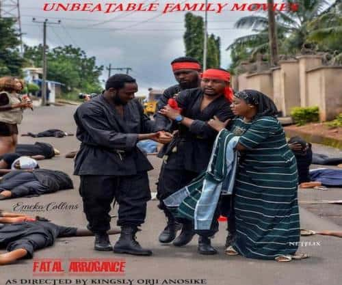 WhatsApp Image 2020 09 10 at 1.29.48 PM1 - Nigerian Army Sponsors Movie Production In Enugu Aimed At Depicting Shiites As Terrorists (Photos)