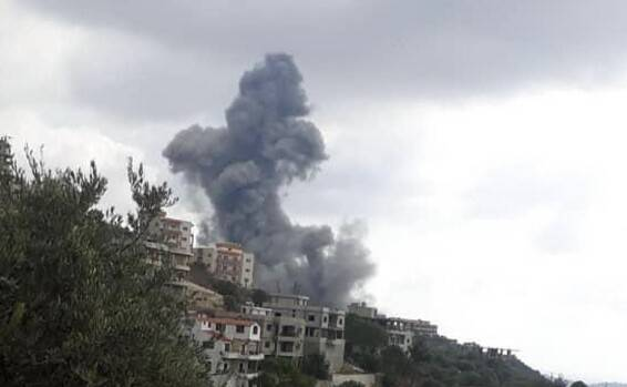c372412127f43272ade0e5fcc7a151ee - Breaking! Photos: Many Injured As Explosion Rocks Lebanon Again