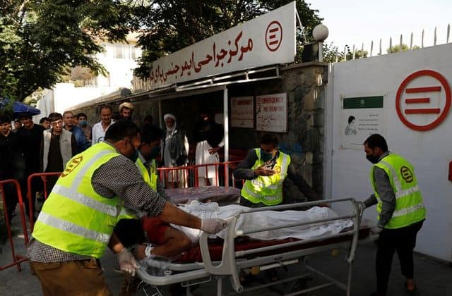 Afghanistan's Vice President, Amrullah Saleh Escapes Bomb Blast