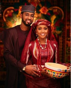 hananforever 243x300 - Buhari's Daughter, Marries Her Love In A Beautiful Private Wedding Ceremony