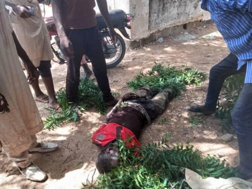 Katsina State: One Killed, Many Injured As Police Attack Anti-Banditry Protesters