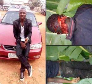 militia 2 300x275 - Southern Kaduna: Suspected Fulani Militia Hacks Poly Student To Death