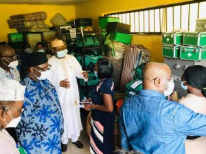 120805312 1754378334719085 6264653221809842506 n 1 300x225 - Ondo2020: INEC Chairman Pays Readiness Assessment Visit To Ondo Ahead Of October 10 Polls