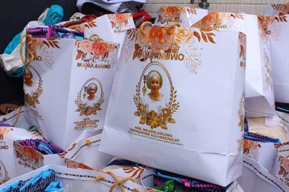 20201030 161929 - Nigerians Accuse Lagos Lawmaker, Alli-Macaulay, Of Using COVID-19 Palliatives As Birthday Gift
