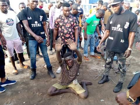 5f89b7b0314e7 - Traffic Robbers Caught In Lagos