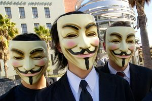 Anonymous 300x199 - Anonymous Hackers Predict What Will Happen In Nigeria Before November If….