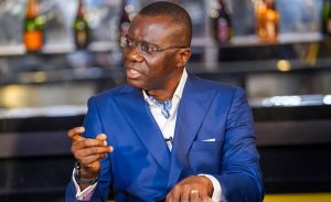 Babajide Sanwo Olu 300x183 - I Haven't Bought Myself An Official Car Since I Became Governor