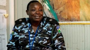 Catherine Ugorji 300x169 - Nigerian Policewoman Gets UN Recognition For Good Performance