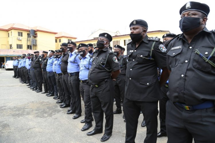 See Faces Of Disbanded SARS Officials (Photos)