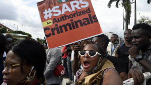 End Sars Protesters 300x169 - Lagos Govt Orders Release Of 253 Arrested #EndSARS Protesters
