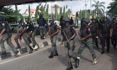 Police Arrest Suspected Armed Robbers In Imo