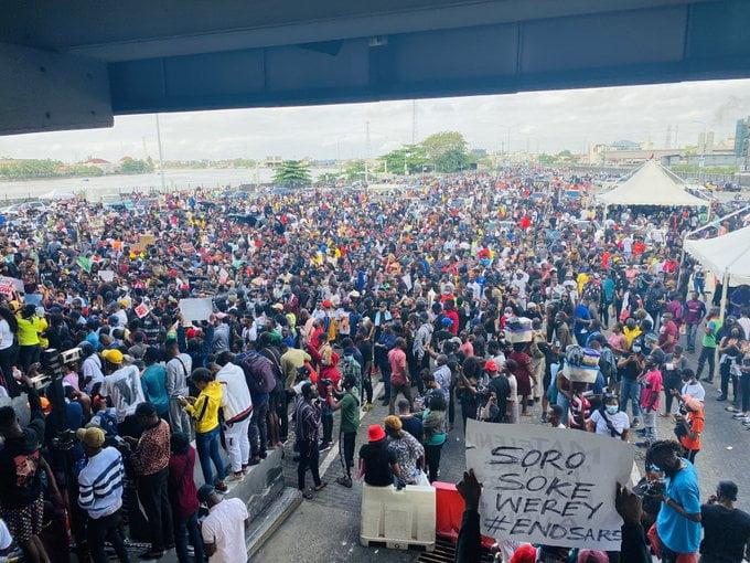 #EndSARS Protesters Launch Soro Soke Online Radio (Listen Here)