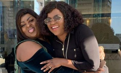 Funke Akindele Reveals Truth On Eniola Badmus' Death Rumour