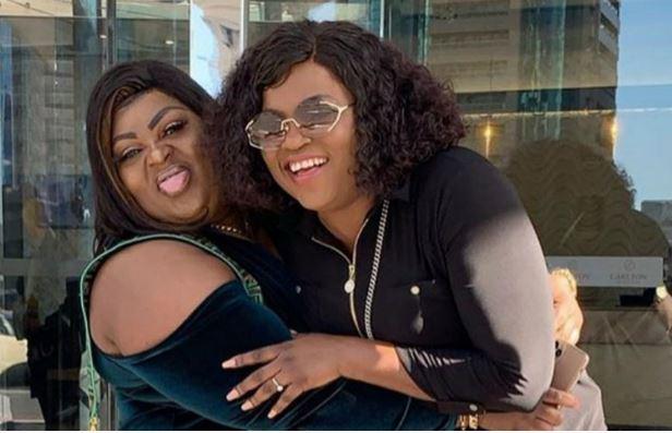 Funke Akindele Reveals Truth On Eniola Badmus' Death Rumour