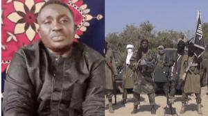 Gombe pastor 1 300x167 - Boko Haram: Kidnapped COCIN Church Pastor Regains Freedom