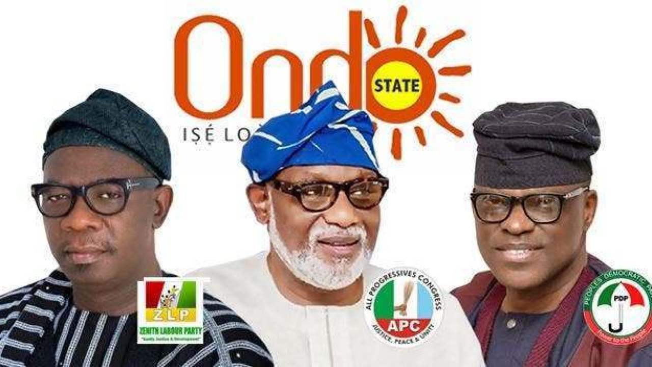 Ondo 2020: Group Tables Fresh Request Before APC