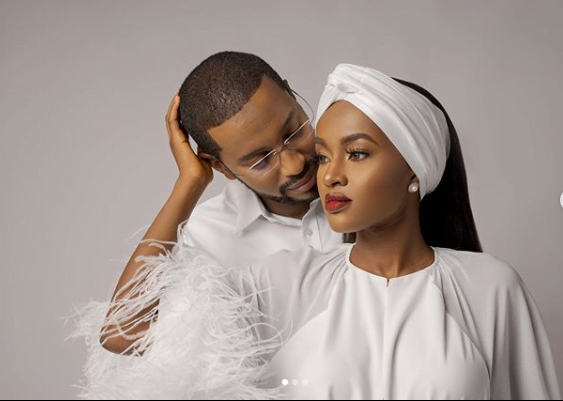 Hanan Buhari 2 - Buhari's Daughter, Hanan Under 'Attack' For Uploading Love Photos Amid Crisis